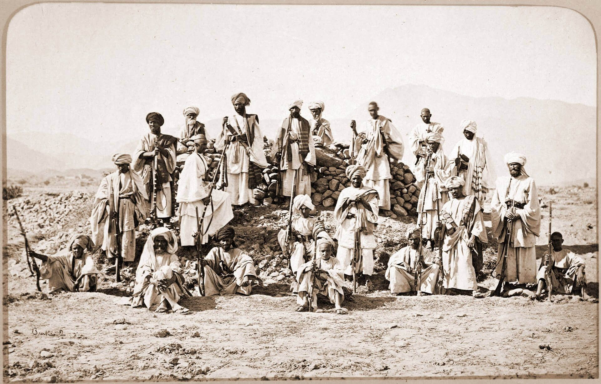 Afganistán segunda guerra anglo afgana
