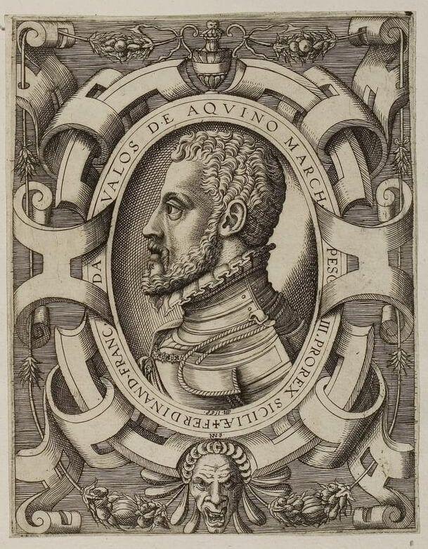 Hernando Francisco de Ávalos, marqués de Pescara