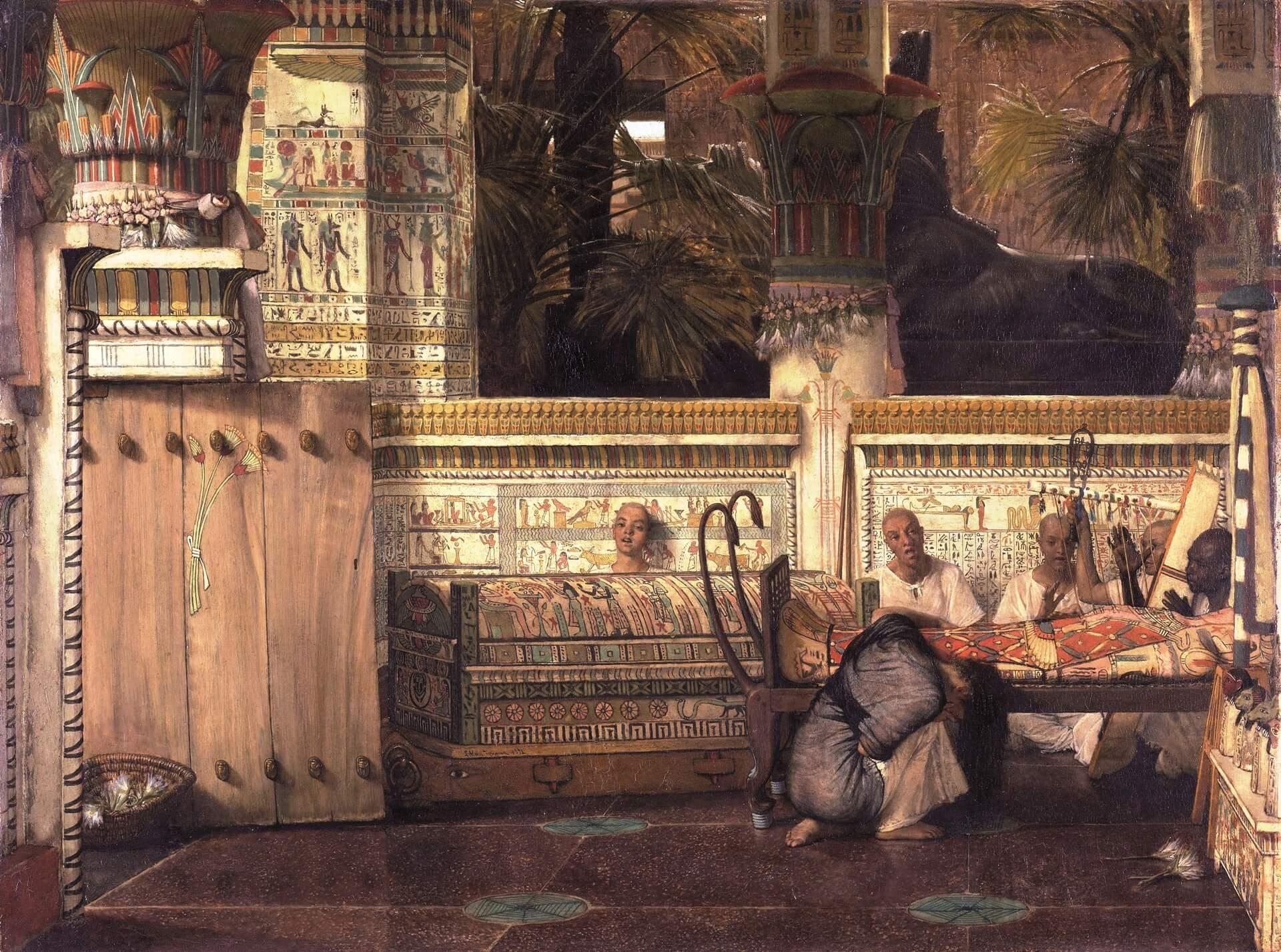 Egipto civilización egipcia