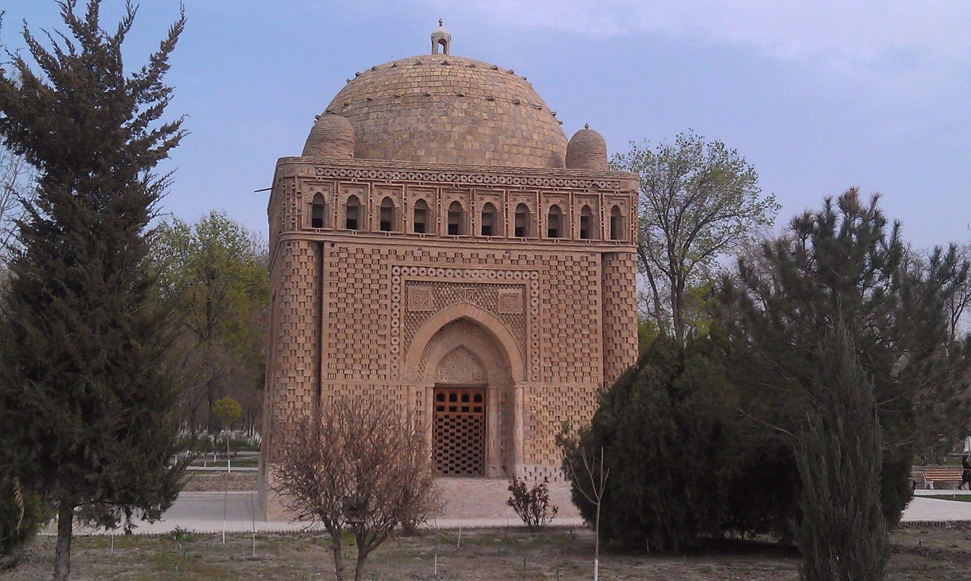 mausoleo samánida bujará