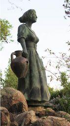 Monumento a María Bellido