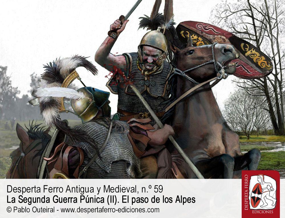 Nacidos entre el hierro y las armas. El sometimiento de la Cisalpina por Alberto Pérez Rubio (Universidad Autónoma de Madrid)