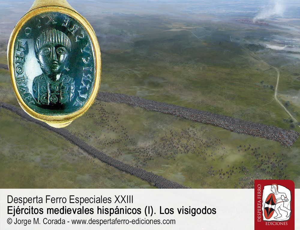 El sangriento nacimiento de dos reinos La batalla de Vouillé por José Soto Chica (Universidad de Granada)