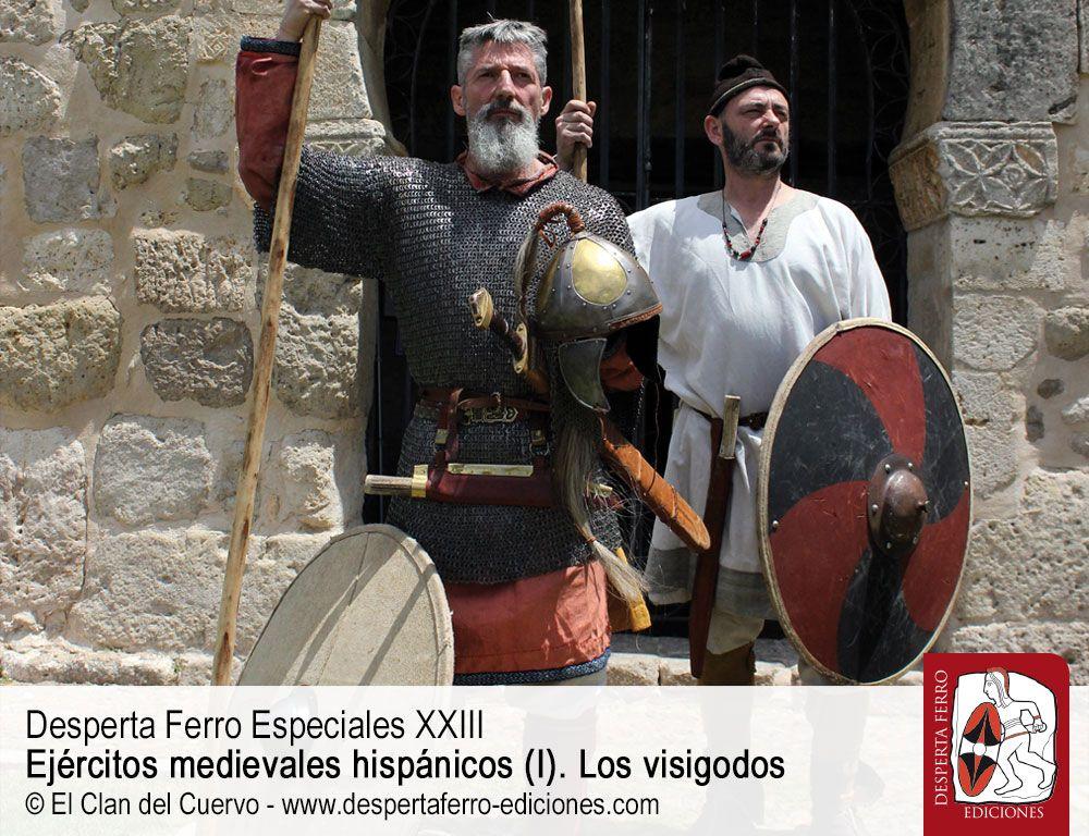 El ejército visigodo. Composición, reclutamiento, organización y cadena de mando por José Soto Chica (Universidad de Granada)