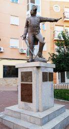 Estatua del general Reading Bailén