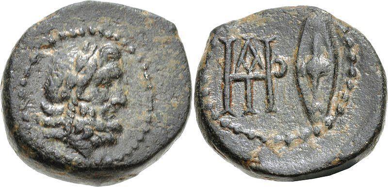 Moneda de bronce de Deiotaro