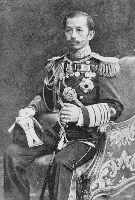 Arisugawa Takehito Tomás Olleros