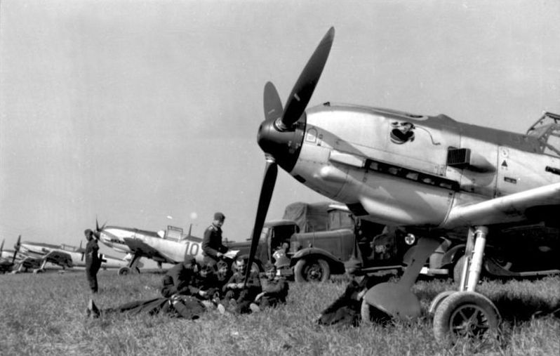 Messerschmidt Bf 109 E