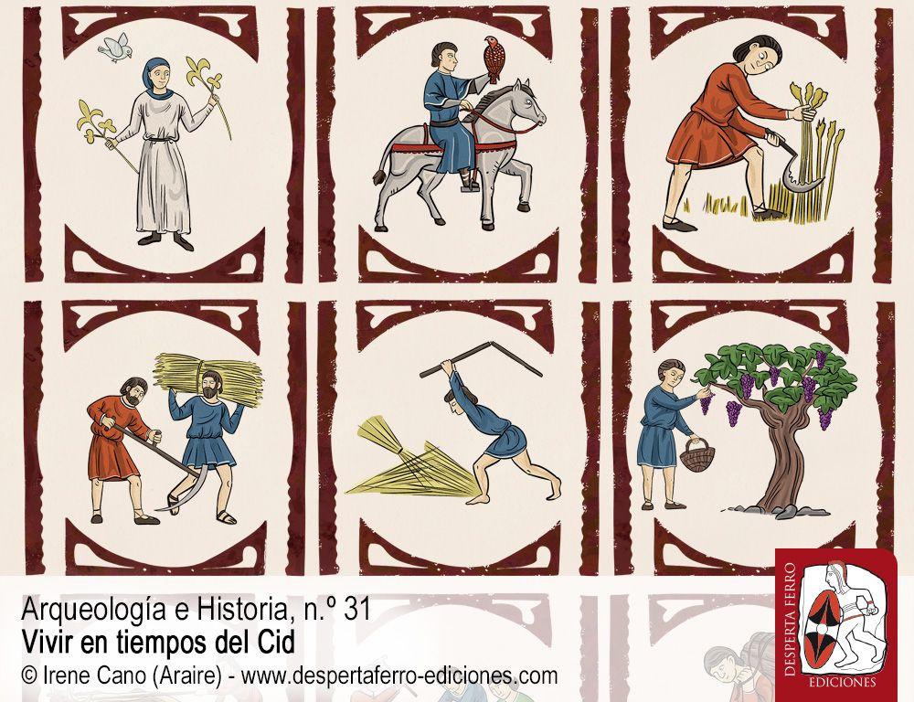 La vida campesina en las tierras de frontera por José María Monsalvo (Universidad de Salamanca)