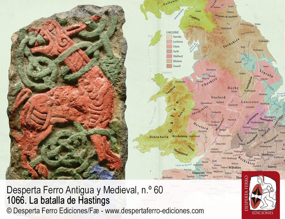 La Inglaterra anglosajona por Levi Roach (University of Exeter)