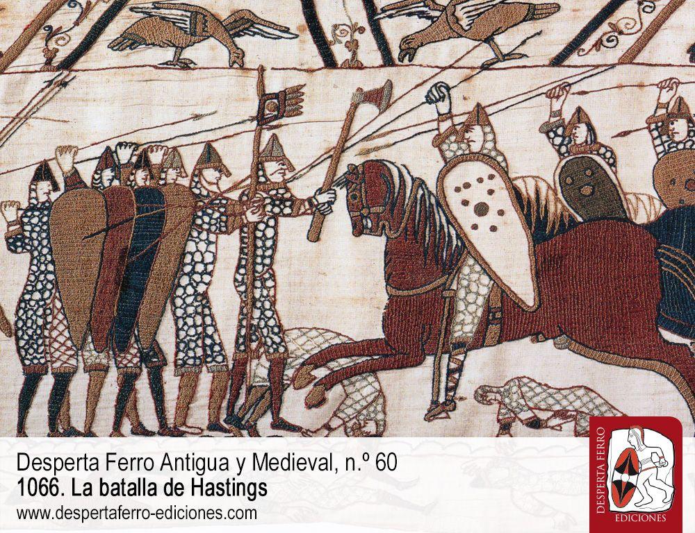 El Ejército anglosajón en la víspera de Hastings por Ryan Lavelle (University of Winchester)