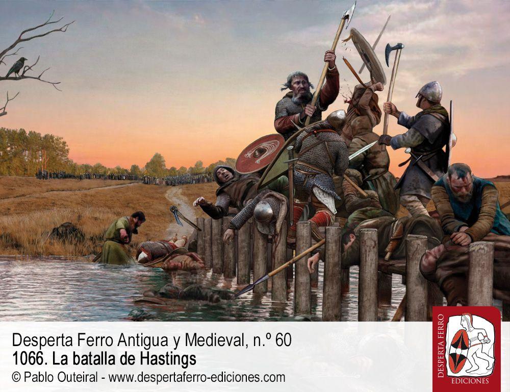 La batalla en el puente. Cuando Haroldo Hardrada se enfrentó a Haroldo Godwinson por Kelly DeVries (Loyola University Maryland) y Michael Livingston (The Citadel)