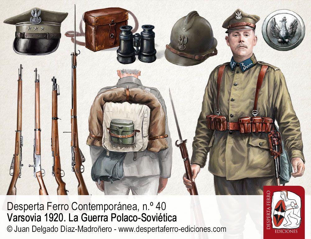 El nacimiento del Ejército de la república polaca por Janusz Odziemkowski (Instytut Nauk Historycznych)