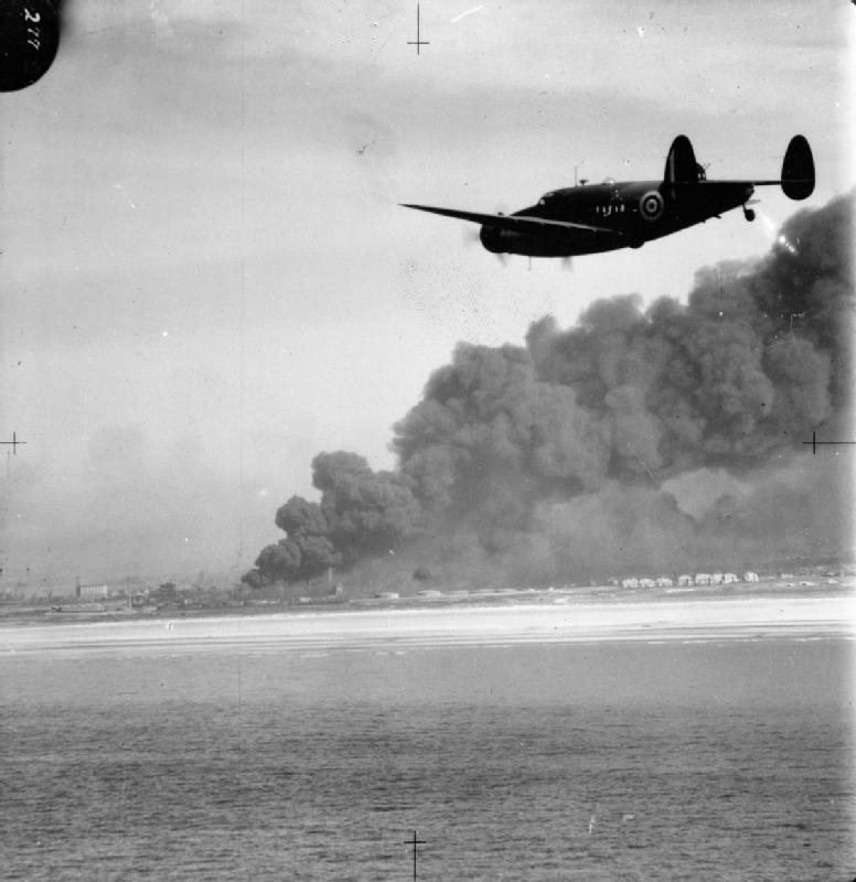 RAF Dunkerque 1940