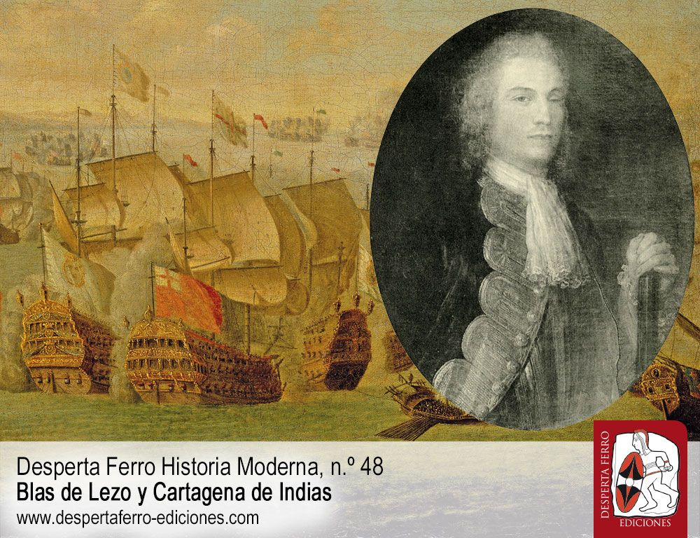 Blas de Lezo, el hombre y el mito por Carolina Aguado Serrano y Mariela Beltrán García-Echániz