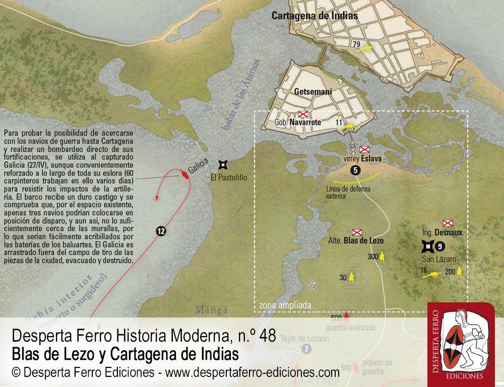 El asalto a Cartagena de Indias por José Manuel Serrano (Universidad de Sevilla)