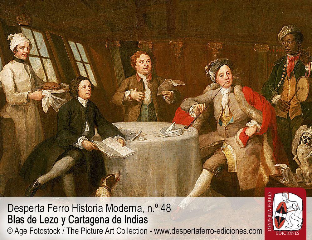 Patógenos y política. La visión británica del desastre por Nicholas Rogers (York University)