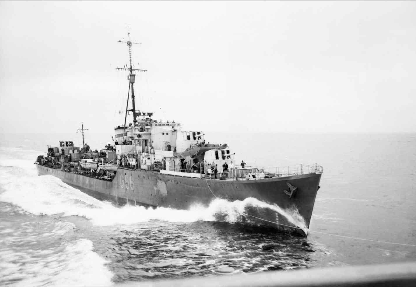HMS Petard captura U559