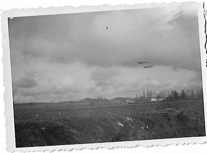 bombarderos He111 la rasa Legión Cóndor