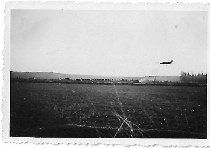 W34 aeródromo de La Rasa