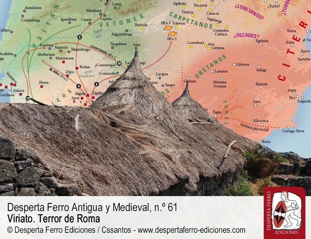 Hacia el confín de la Tierra. La azarosa expansión romana en el occidente peninsular por Enrique García Riaza (Universitat de les Illes Balears)