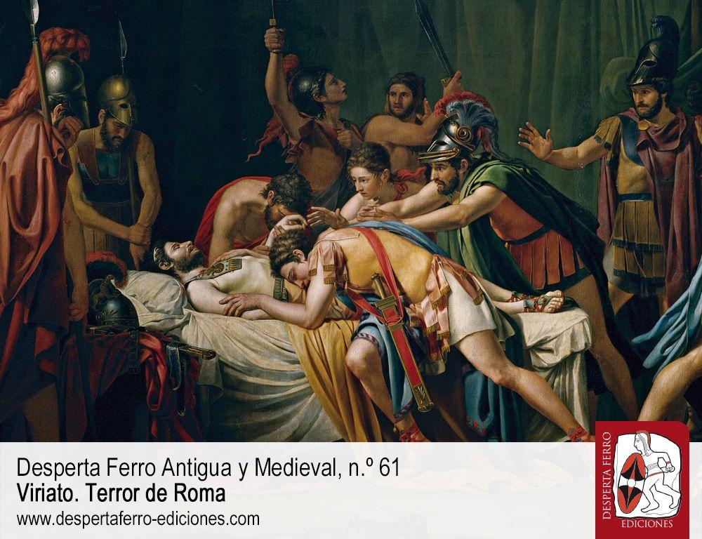 Las mil caras del Viriato mítico por Tomás Aguilera Durán (Universidade de Santiago de Compostela)