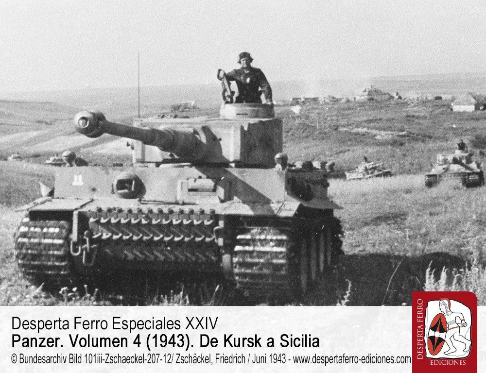 Panzer 1943 La Blitzkrieg contra las operaciones profundas por Jonathan M. House (United States Army Command and General Staff College)