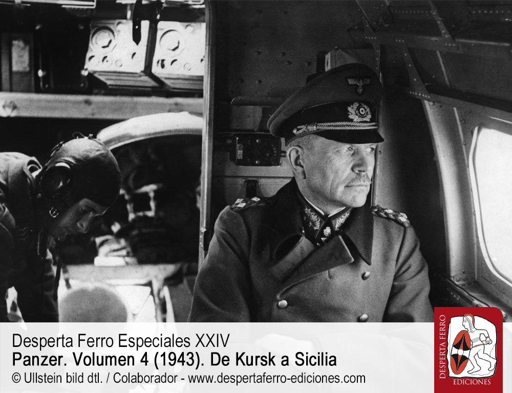 Heinz Guderian y la Inspección General de Tropas Panzer por David J. A. Stone