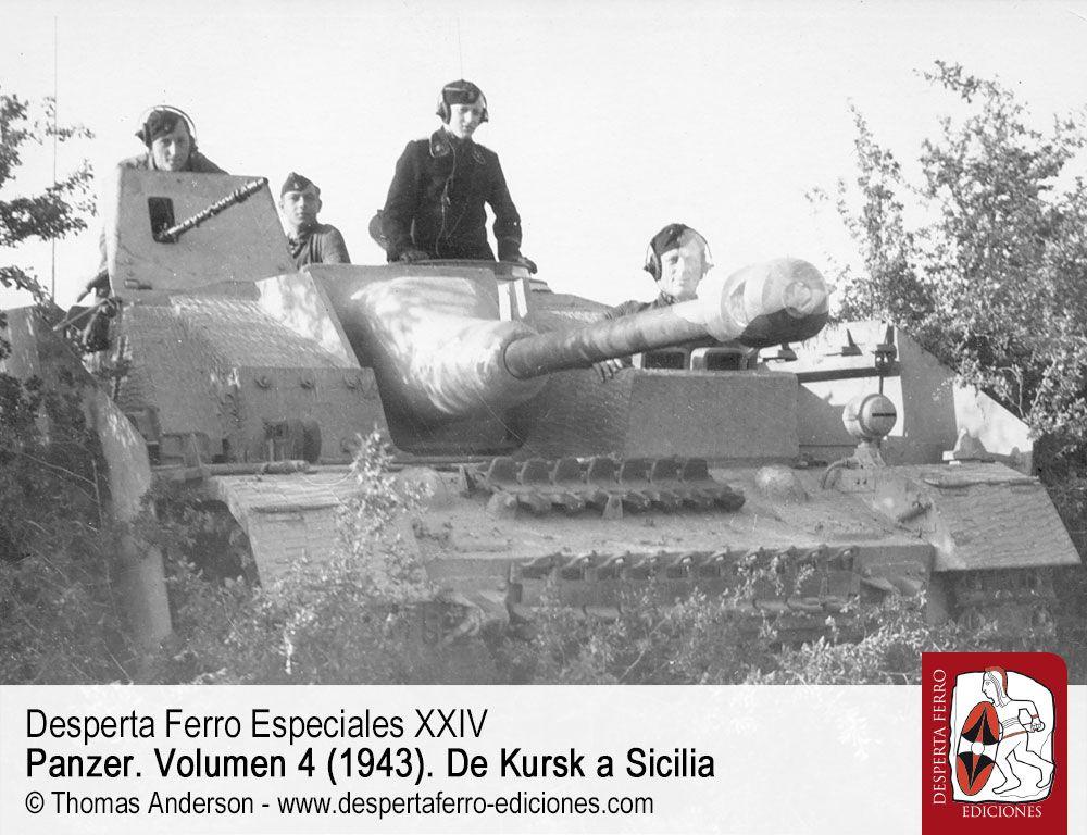 Sturmgeschütz IV. Un cambio de paradigma por Thomas Anderson