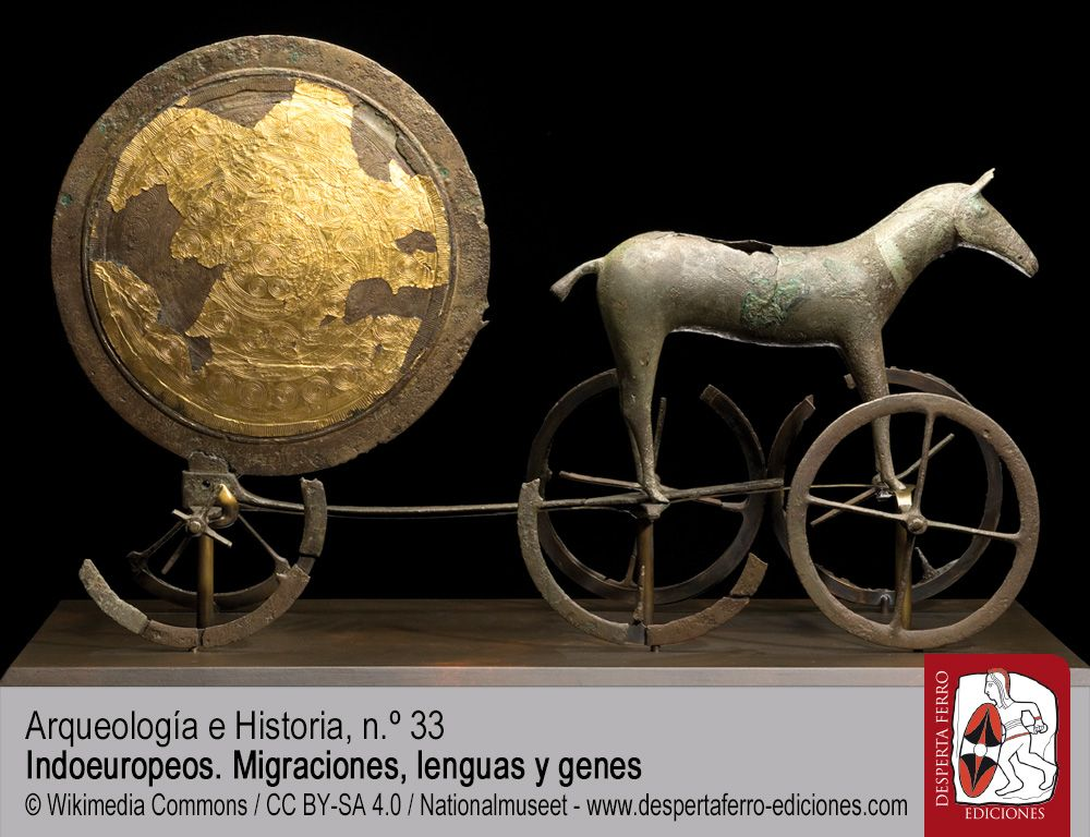 La revolución arqueogenética y las migraciones en la prehistoria europea por Kristian Kristiansen (University of Gothenburg)