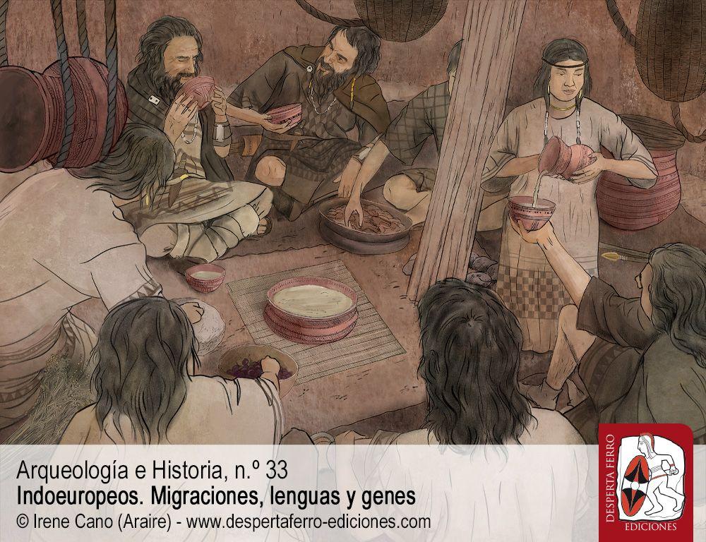 Campaniforme, genes e indoeuropeos en la península ibérica por Rafael Garrido (UAM)