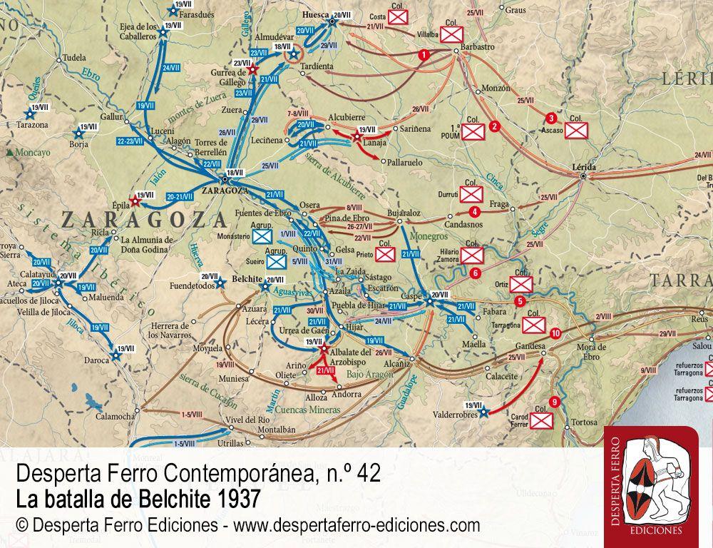 El yunque aragonés por Francisco Escribano Bernal (Centro Universitario de la Defensa (Zaragoza))