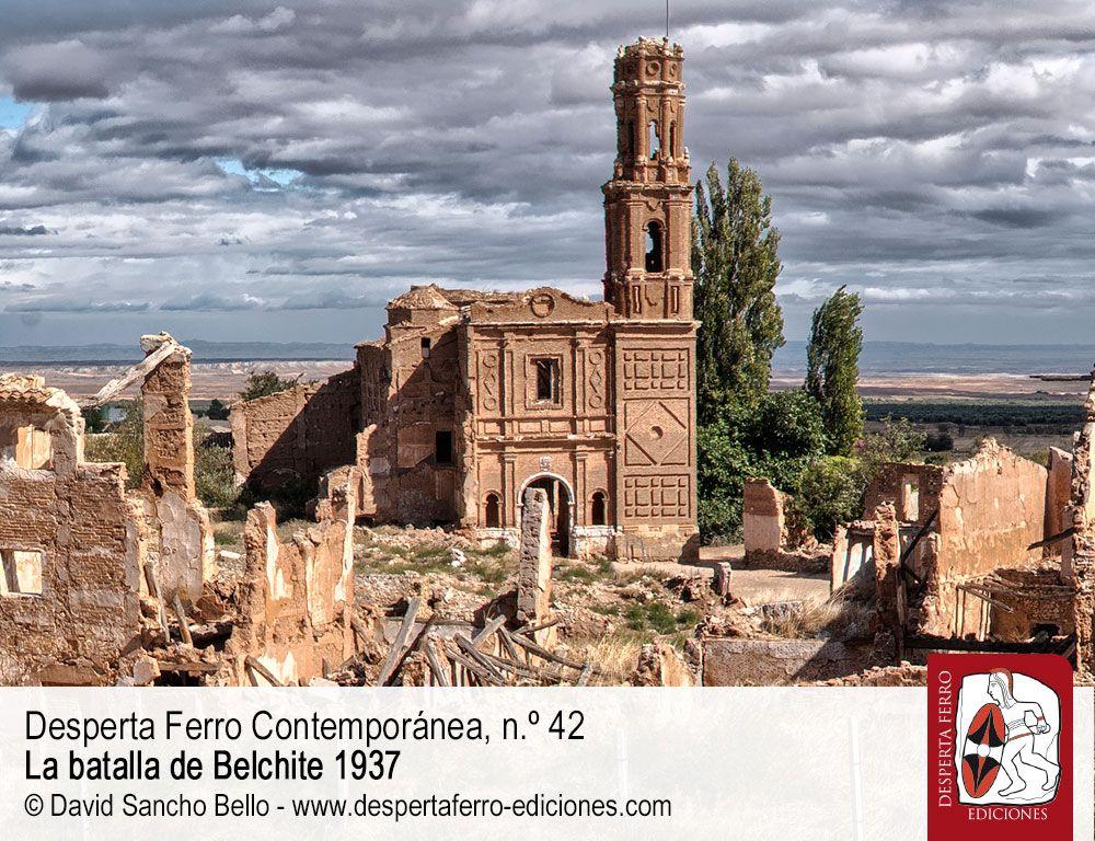 La memoria de Belchite por Ángel Alcalde (University of Melbourne)