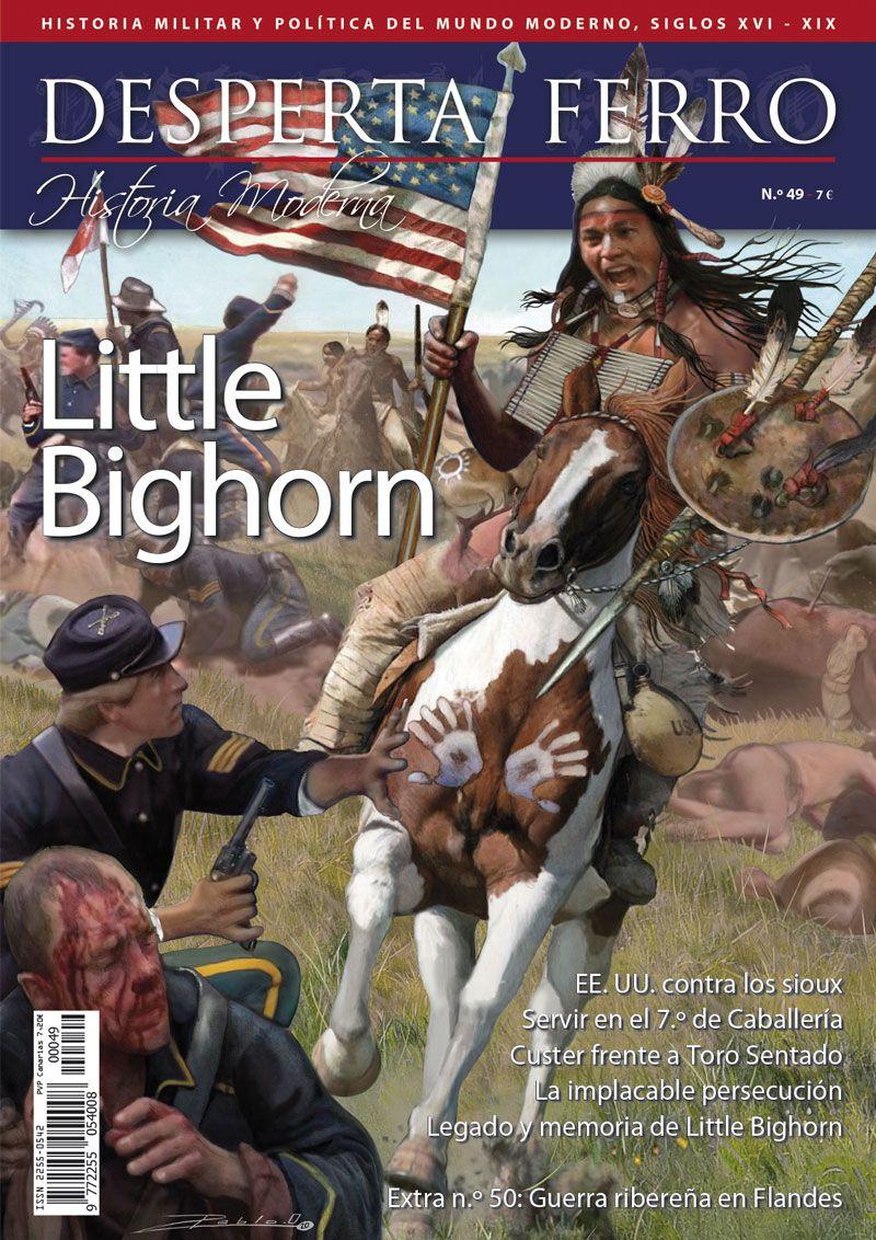 Desperta Ferro Moderna n.º 49: Little Bighorn 1876