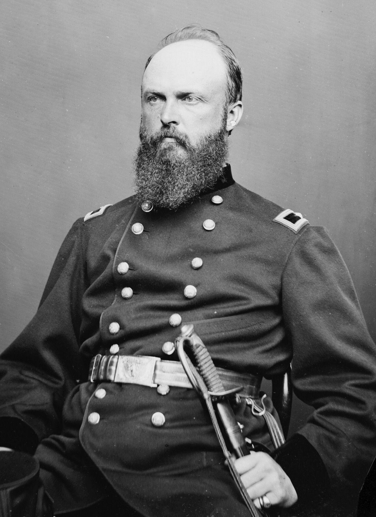 coronel John Potts Slough batalla de Glorieta