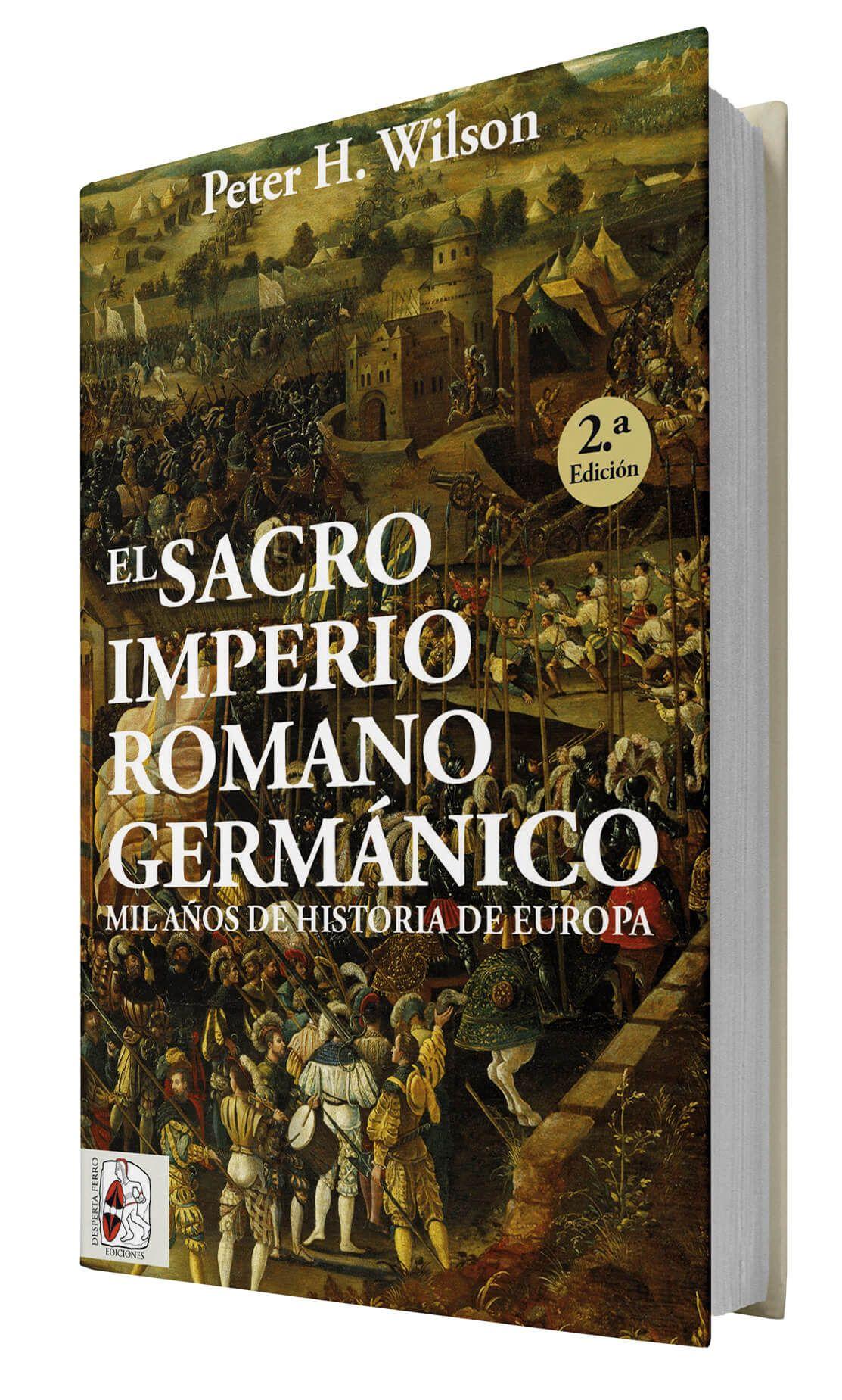 El sacro imperio romano germánico de peter wilson