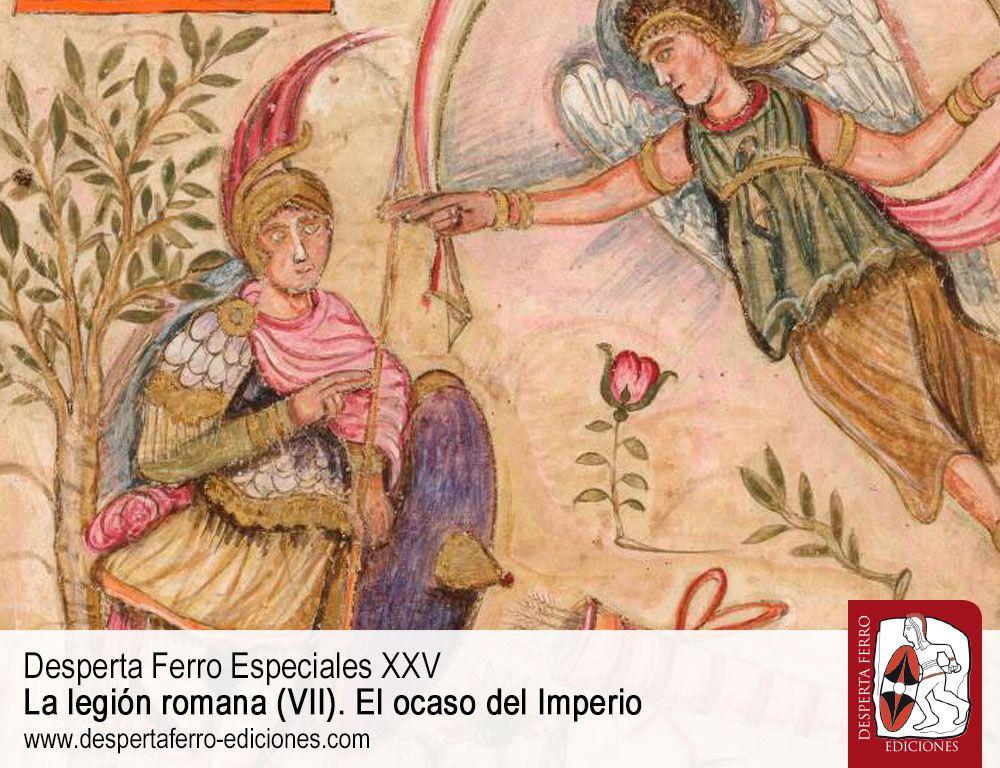 De Aecio a Siagrio. Las Galias y el último ejército romano en Occidente por José Soto Chica (Universidad de Granada)