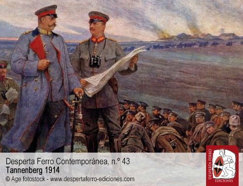 El mito de Tannenberg por Michael Epkenhans (Militärgeschichtliches Forschungsamt der Bundeswehr)