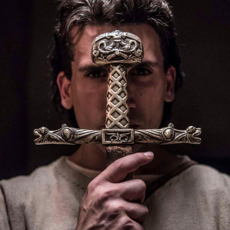 Espada La Joyosa Carlomagno El Cid Tizona