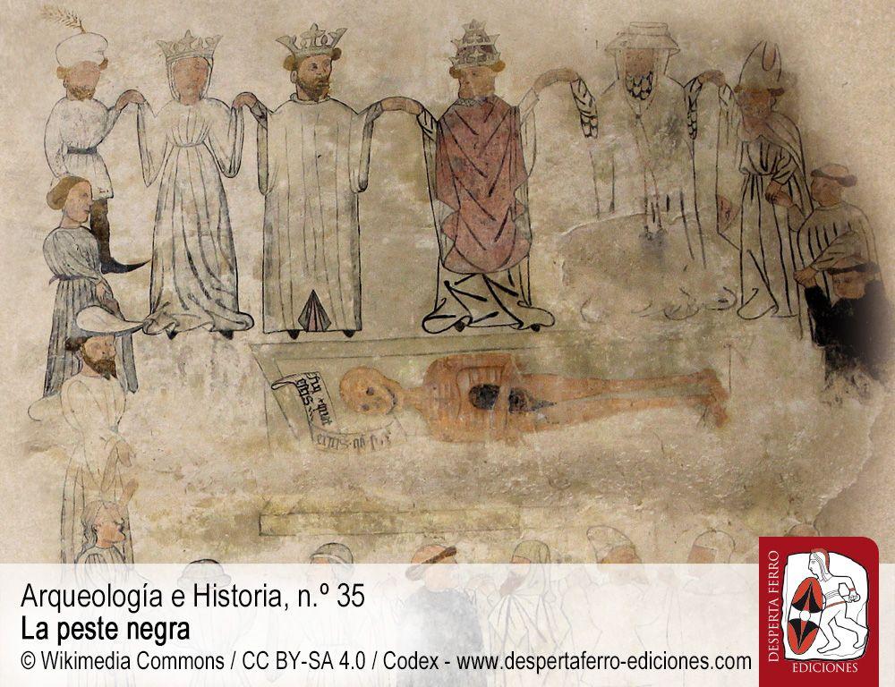 La peste negra en la península ibérica por Simon R. Doubleday (Hofstra University)