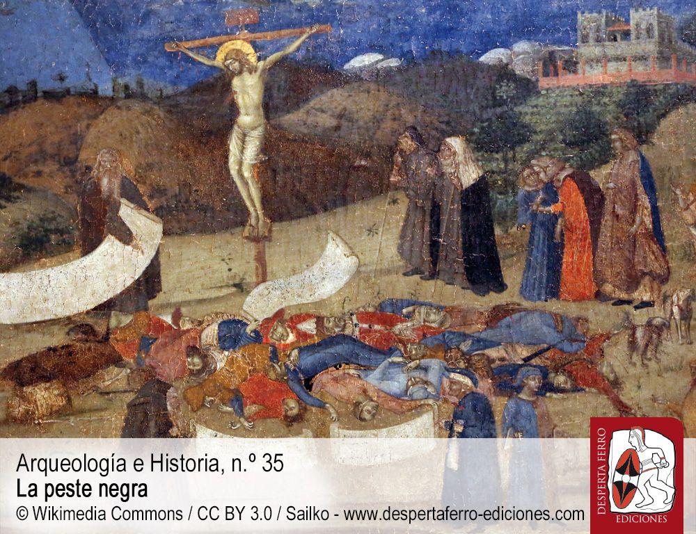 La influencia de la epidemia en el arte y el pensamiento medieval europeo por Tamara Quírico (Universidade do Estado Rio de Janeiro)