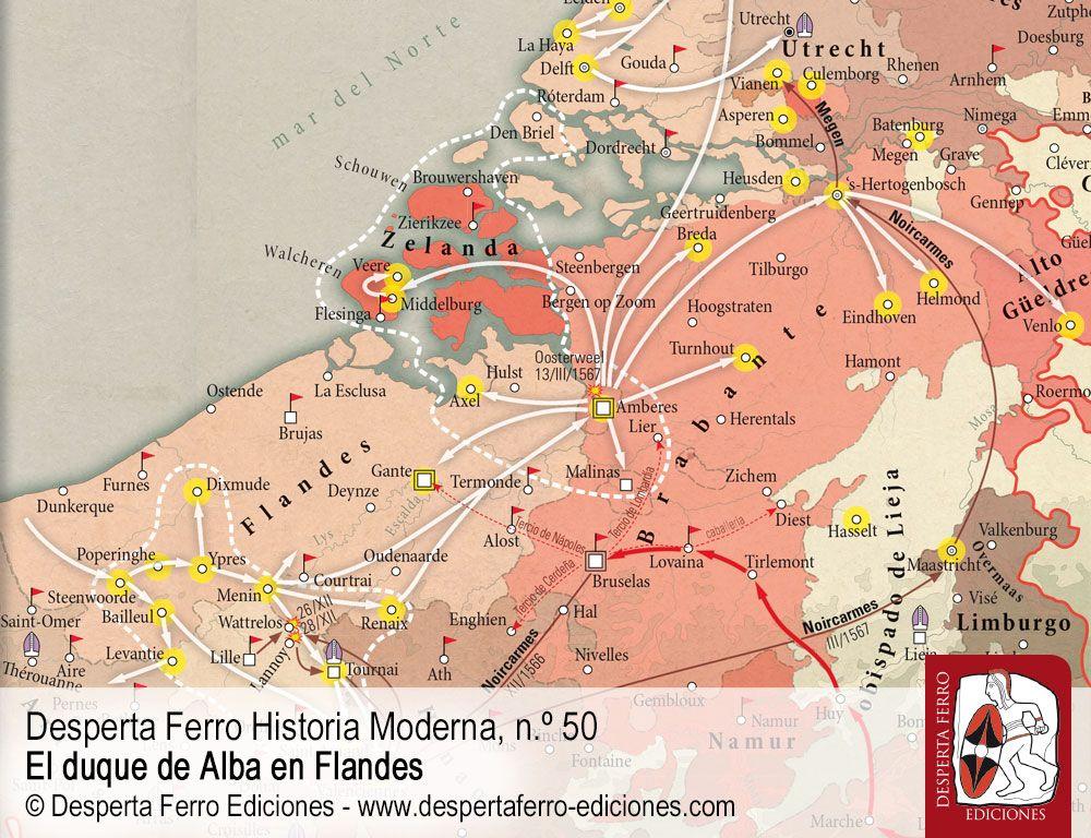 Los orígenes de la rebelión de Flandes por Gustaaf Janssens (Katholieke Universiteit Leuven)