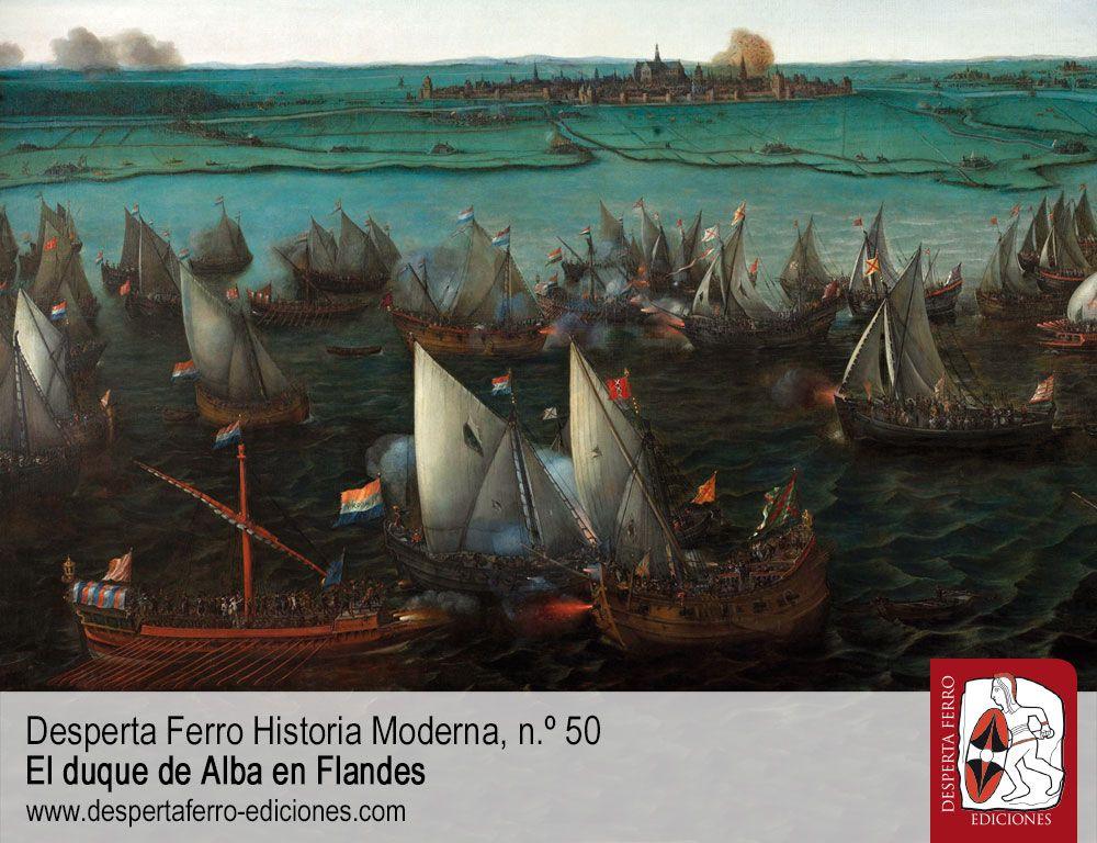 El asedio de Haarlem por Barbara Kooij