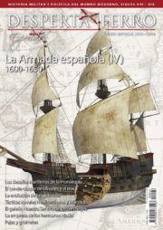La Armada española (IV). siglo XVII 1600-1650