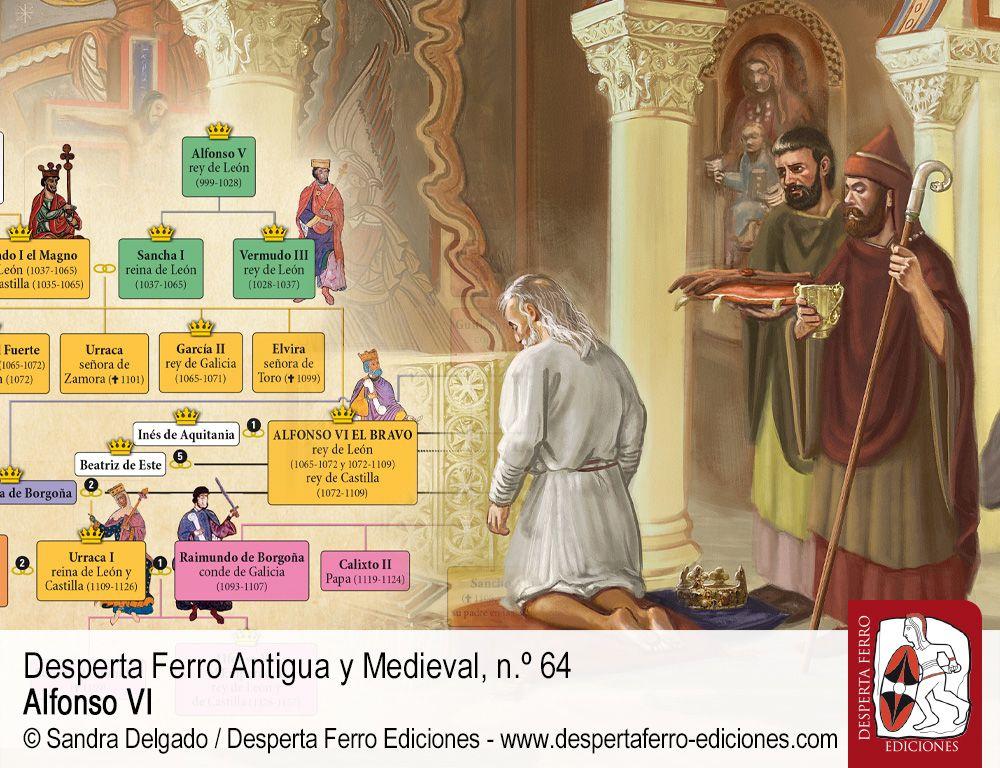 El acceso al trono de Alfonso VI y la pugna por la reunificación del reino por Sonia Vital Fernández (Universidad Nacional del Sur)
