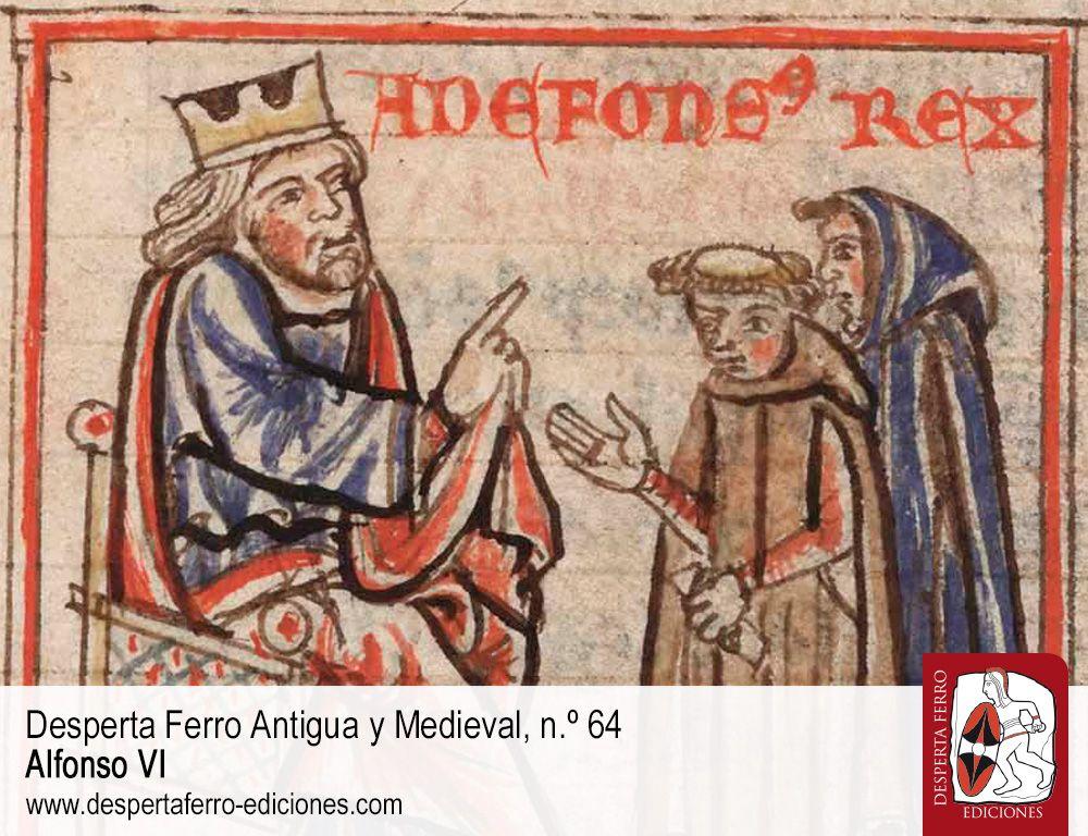 Alfonso VI. Su proyección extrapeninsular y la clave de Cluny por Carlos de Ayala Martínez (Universidad Autónoma de Madrid)