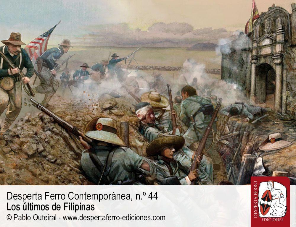 La defensa de Manila por Luis E. Togores (Universidad San Pablo CEU)