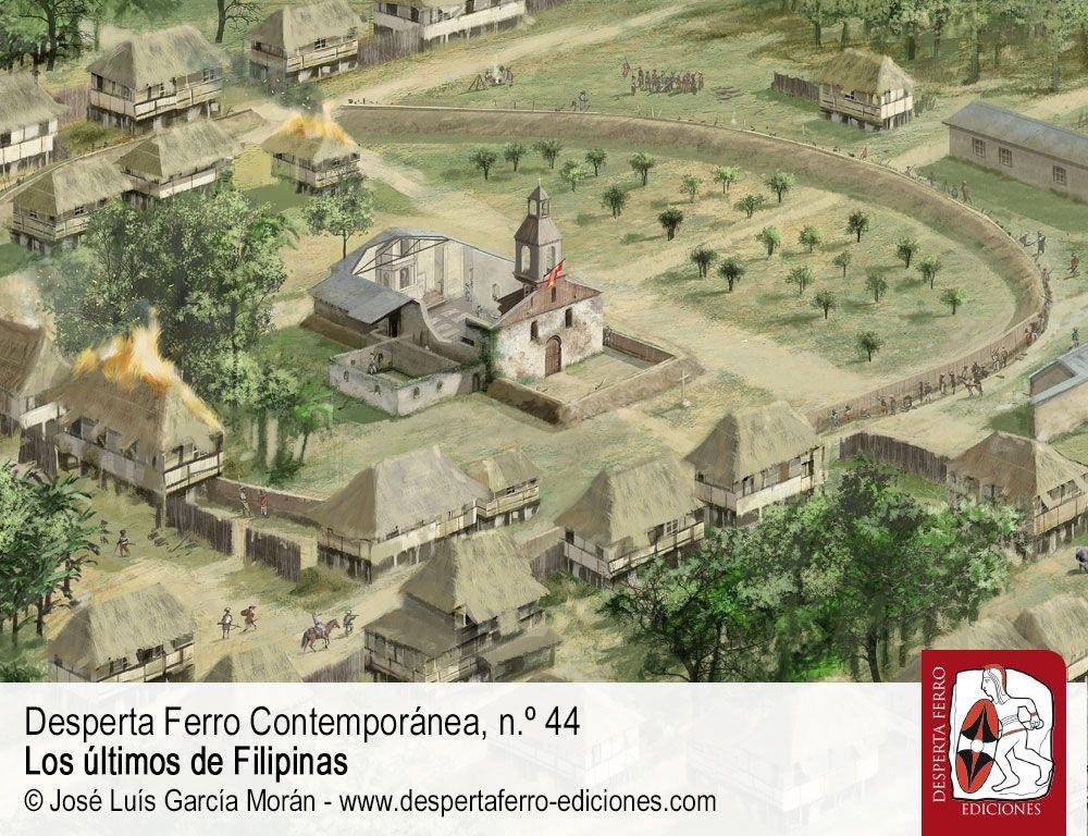 El asedio de Baler por Carlos Madrid Álvarez-Piñer (University of Guam)