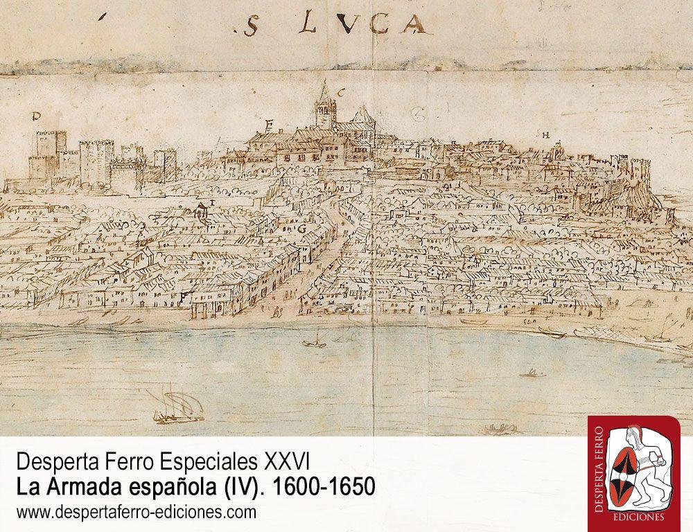 Los Medina Sidonia y la gestión de las armadas desde la Andalucía atlántica (1596-1641) por Luis Salas Almela (Universidad de Córdoba)