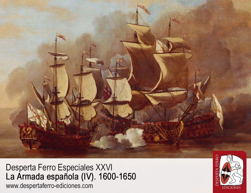El corso atlántico bajo la casa de Austria por Enrique Otero Lana